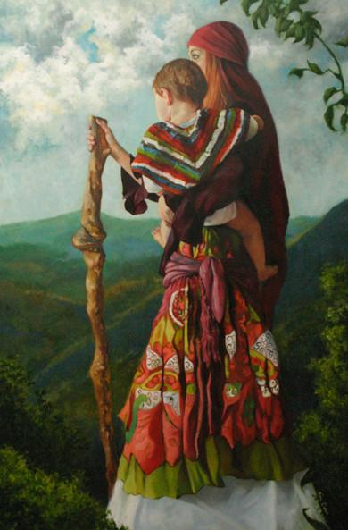 Gypsy Mom