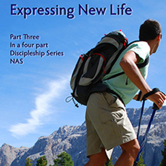 Expressing New Life