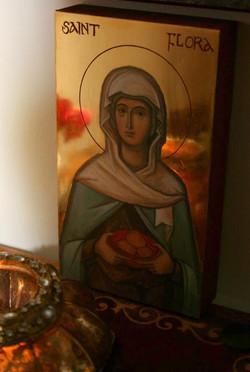 Saint Flora of Kildare