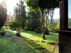 St Bride Hermitage garden