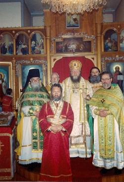 Fr Michael's ordination