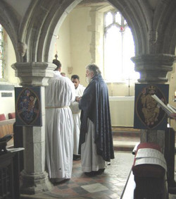 WR Liturgy at Capel le Ferne.