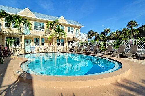 One and Two Bedroom Clearwater Beach Rentals