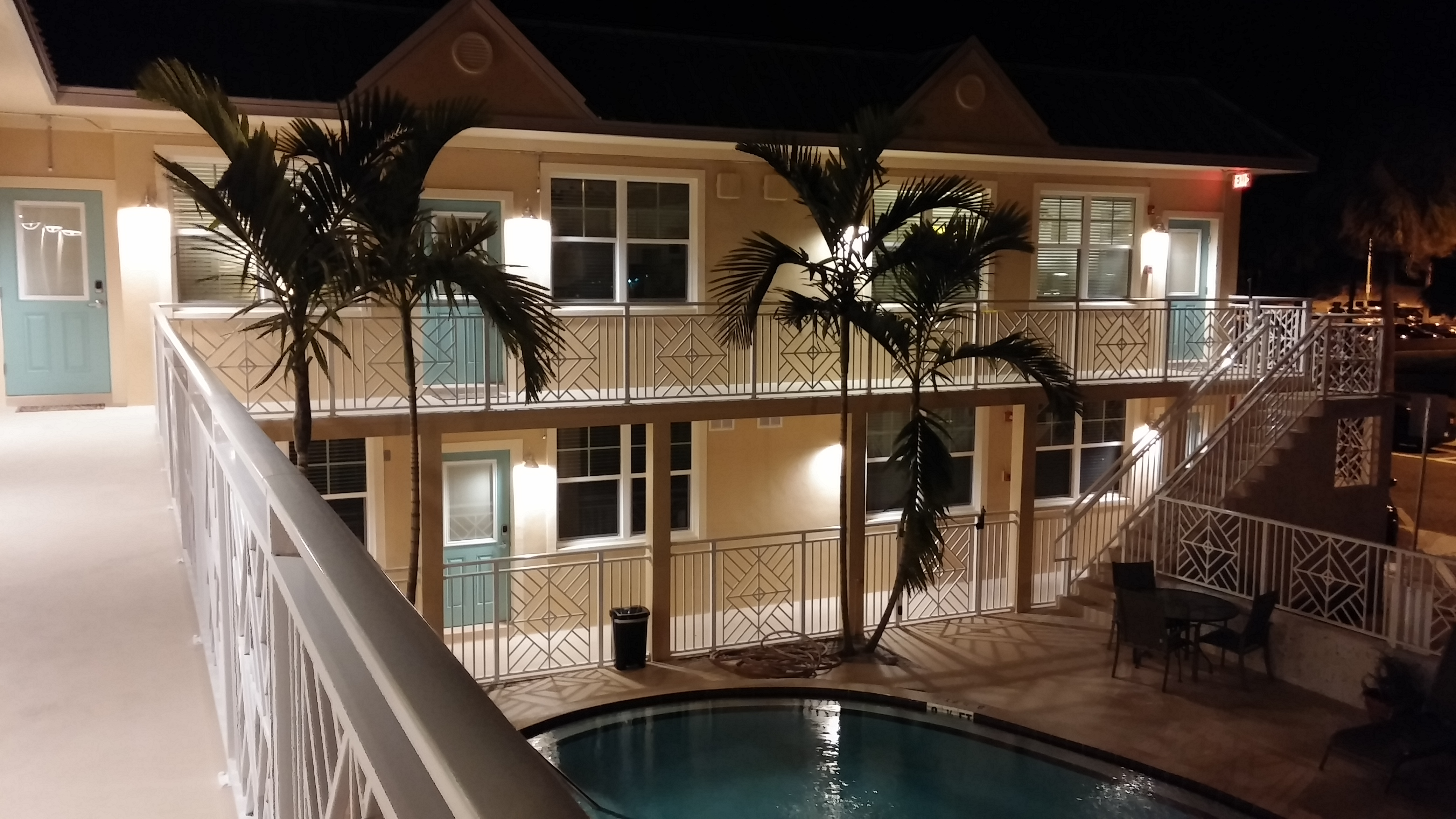 Clearwater Beach Suites Night