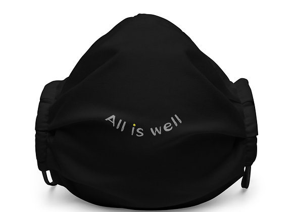 ALL IS WELL FACE MASK