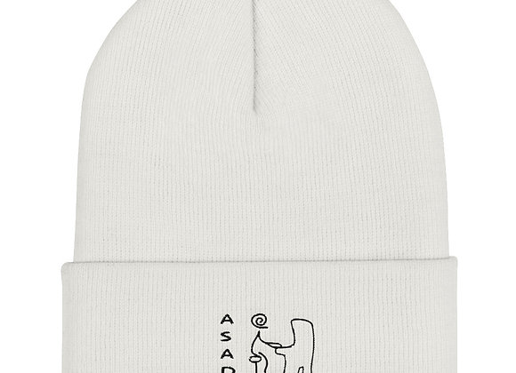 ABSTRACT ASAD BEANIE