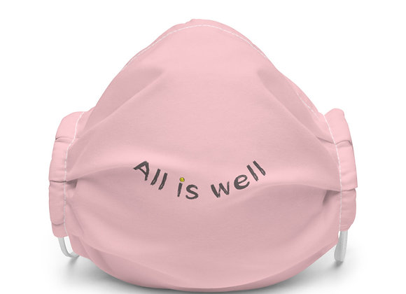 ALL IS WELL MASK