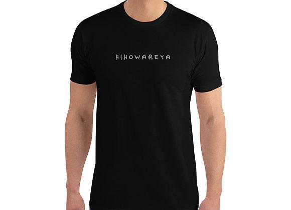 HIHOWAREYA MEN'S SHORT-SLEEVE