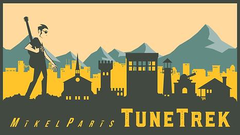 TuneTrek Logo