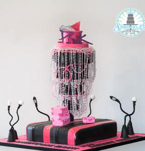 Pinks Cake
