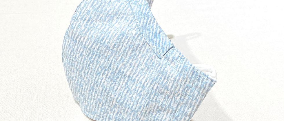全棉口罩- 水波紋