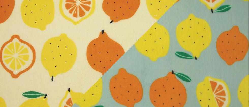 蜜蠟布 - 檸檬