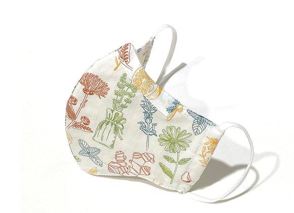 Cotton Mask – Botanica