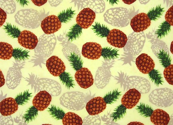 蜜蠟布 - 熱帶菠蘿Beeswax Cloth – Tropical Pineapple