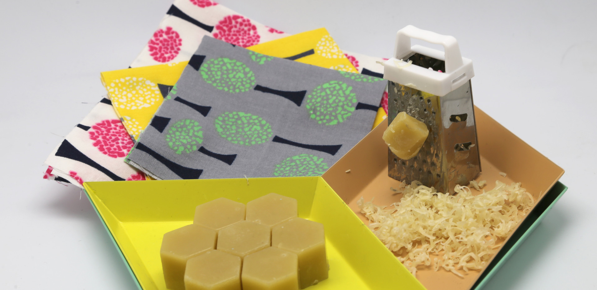 Beeswax Cloth DIY Kit