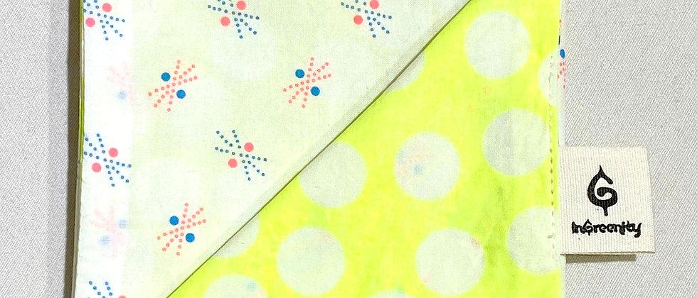 雙面棉手帕
