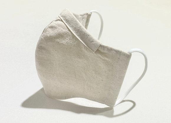 Cotton Mask – Unbleached