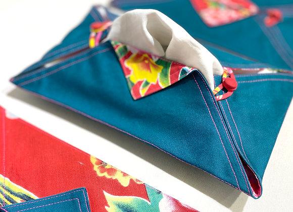 家庭裝布紙巾 — 印花