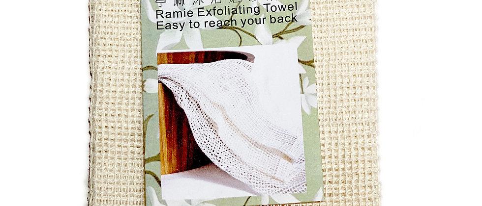 Ramie Exfoliating Towel 全麻沐浴巾