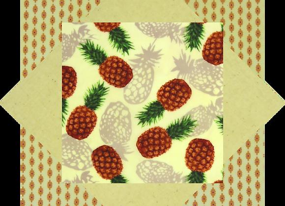 蜜蠟布家庭裝 - 夏威夷