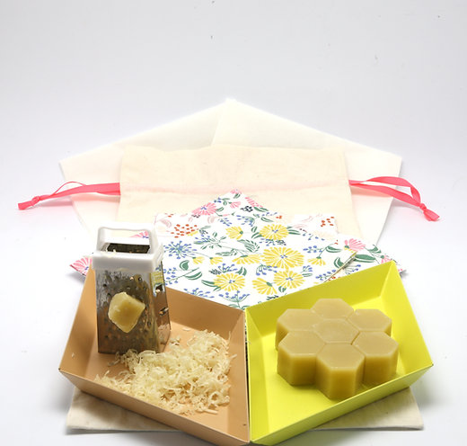 Beeswax Cloth DIY Kit