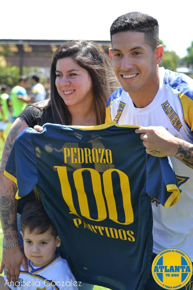 Por 100 más, Pedrozo