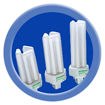 PULG-IN COMPACT FLUORESCENT