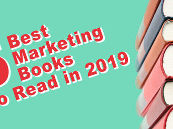 5 Best Marketing Books to Read in 2019