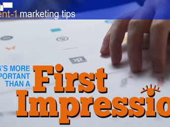 Nothing's More Important than a First Impression