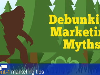 Debunking Marketing Myths