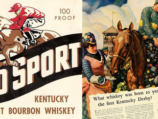 Best Vintage Kentucky Derby Ads