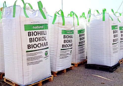 Biohiili natural - suursäkki 1,75 m3