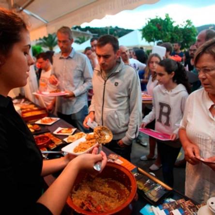 Pintoresque gastronomic & wine fair in DO Alella