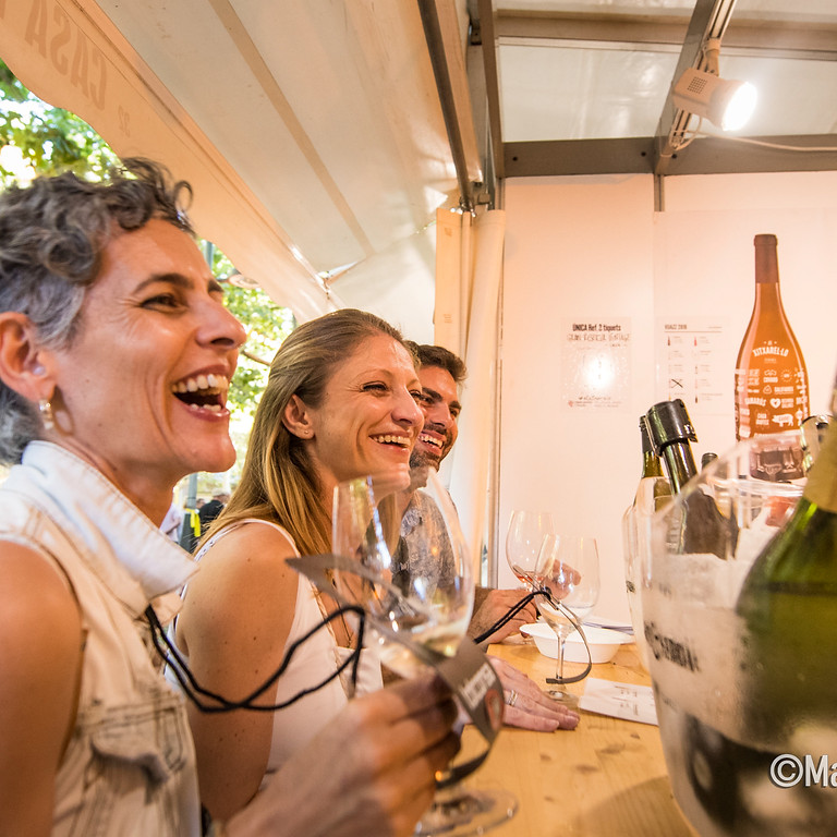 Art, Wine & Language Exchange en La Cage