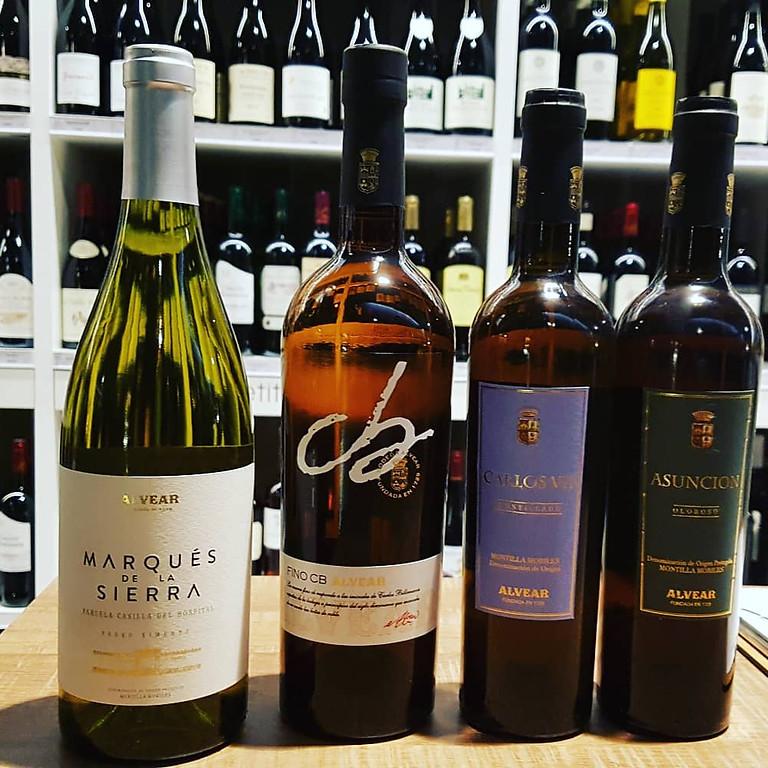 Viaje por Andalucia a través de sus vinos en Tribut Wine Bar
