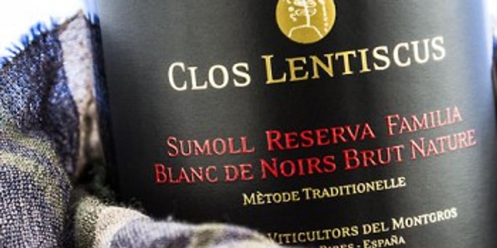 TOP 10 Catalunya wineries: Cata Clos Lentiscus - Territori Sumoll