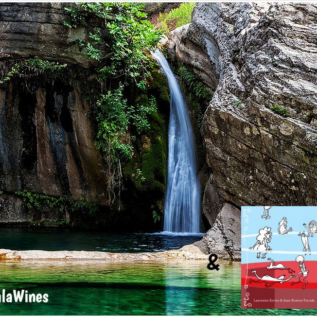 Natural river pools + Festival H2O de vino natural & Montblanc