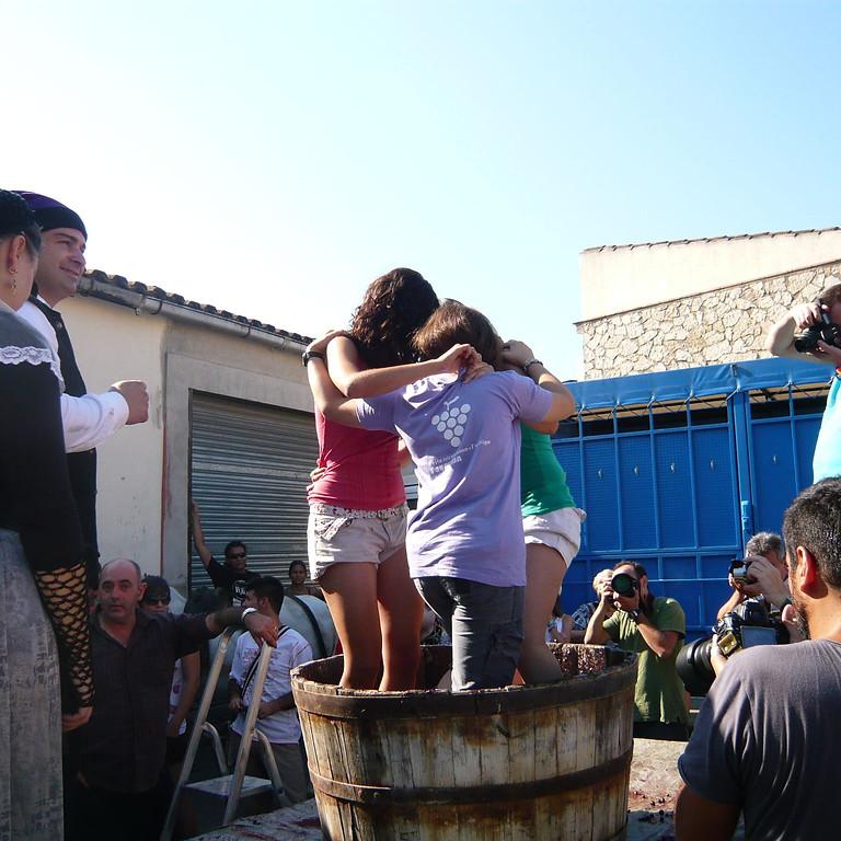 Gorgs La Febró + Feria de Vinos de Poboleda - Priorat wine fair