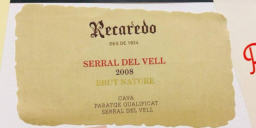 TOP 10 Catalunya wineries: Recaredo - cata vertical + rarezas #2