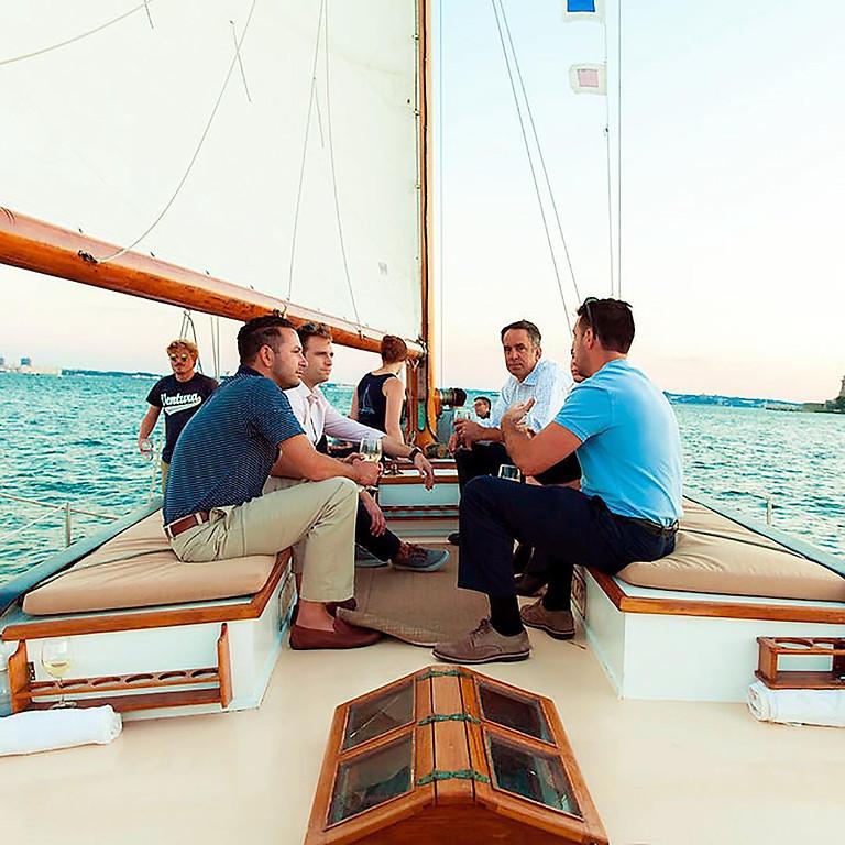 Sail and Wine - wine tasting on the sea