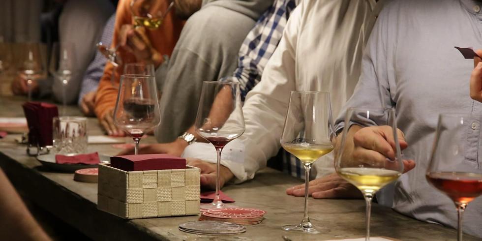 WINESHARING - Juez de vinos por un dia! & Tapas
