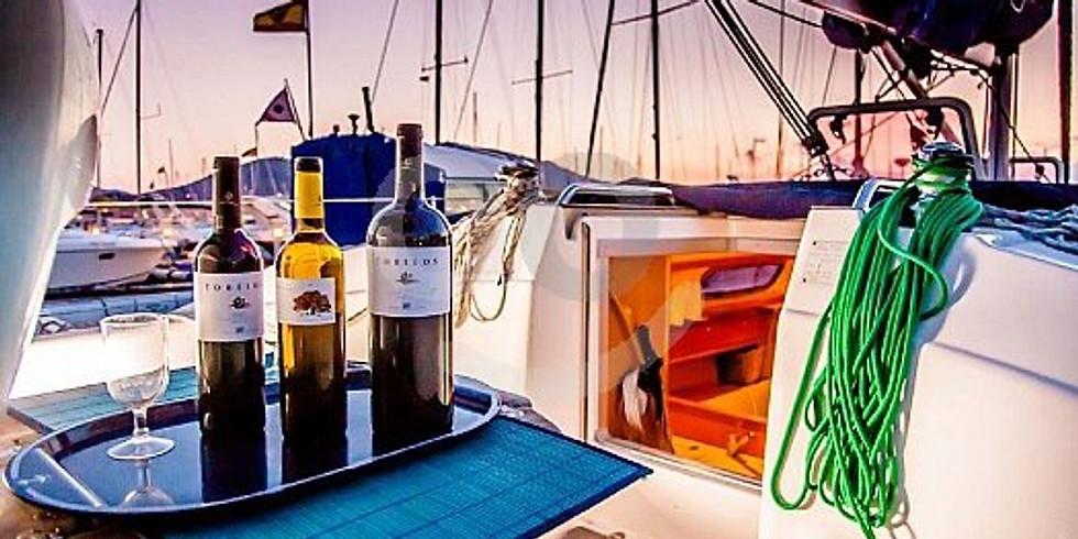 Sail and Wine Experience - cata de vinos en el mar