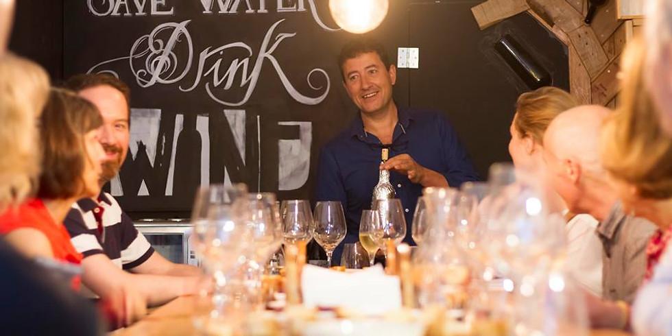 Natural, Organic and Biodynamic Wine Tasting
