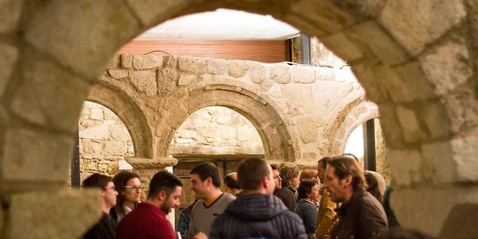 Viaje a LA NIT DELS SUMOLLS - Cosy red wine fair in the hearth of Penedés