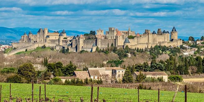 UNESCO La Cité, Carcassonne