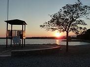 Lac de Jouarres, Homps