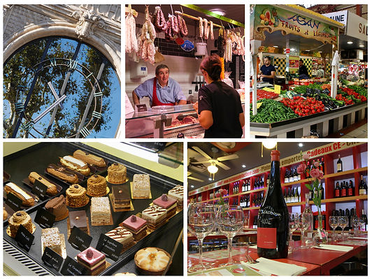 Les Halles, Narbonne, 'Real' South of France Tours
