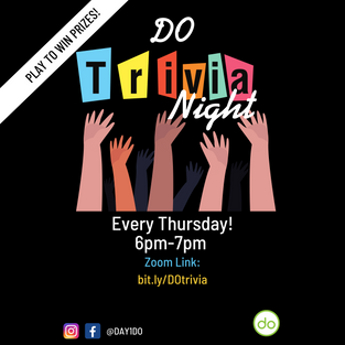 DO Trivia Thursdays- Pasadena