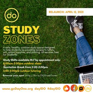 DO Study Zones