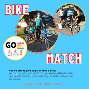 SRTS Bike Match